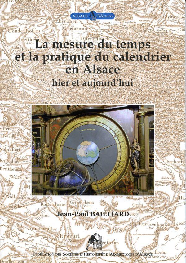 La mesure du temps et la pratique du calendrier en Alsace