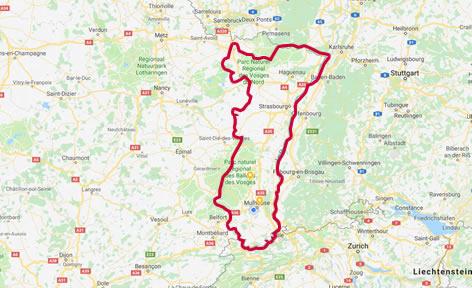 Les affiliés en Alsace