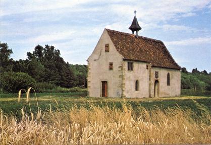 chapelle Saint Jacques - Mutzig