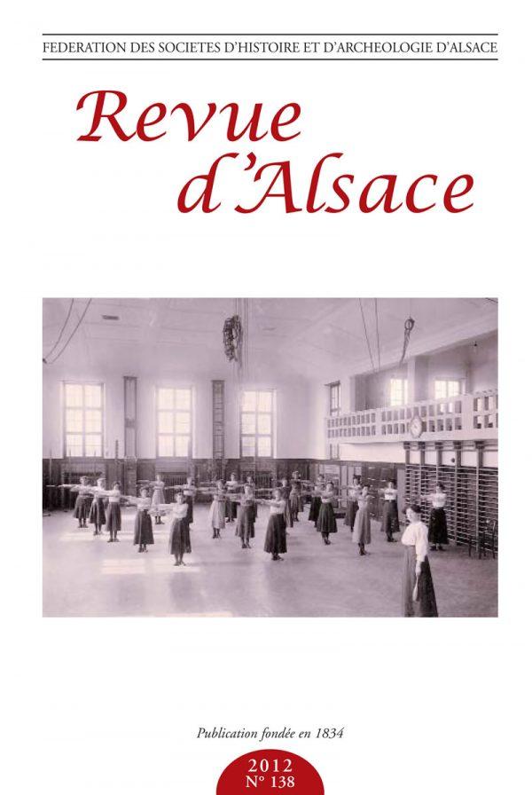 Revue d'Alsace 138