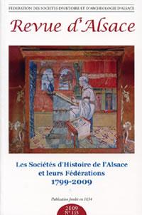 Revue d'Alsace - 135