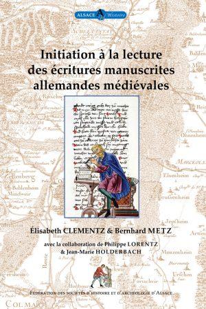 Initiation à la lecture des écritures manuscrites allemandes médié-vales