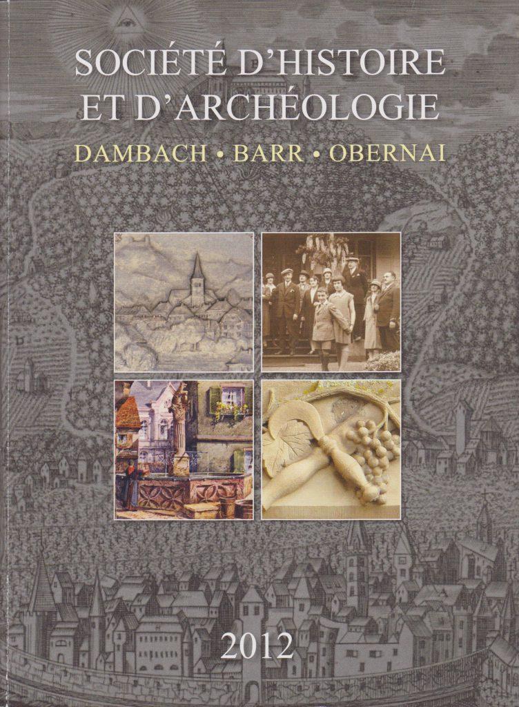 Société d'histoire de DAMBACH-la-Ville