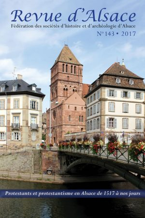 Revue d'Alsace 2017 - N°143