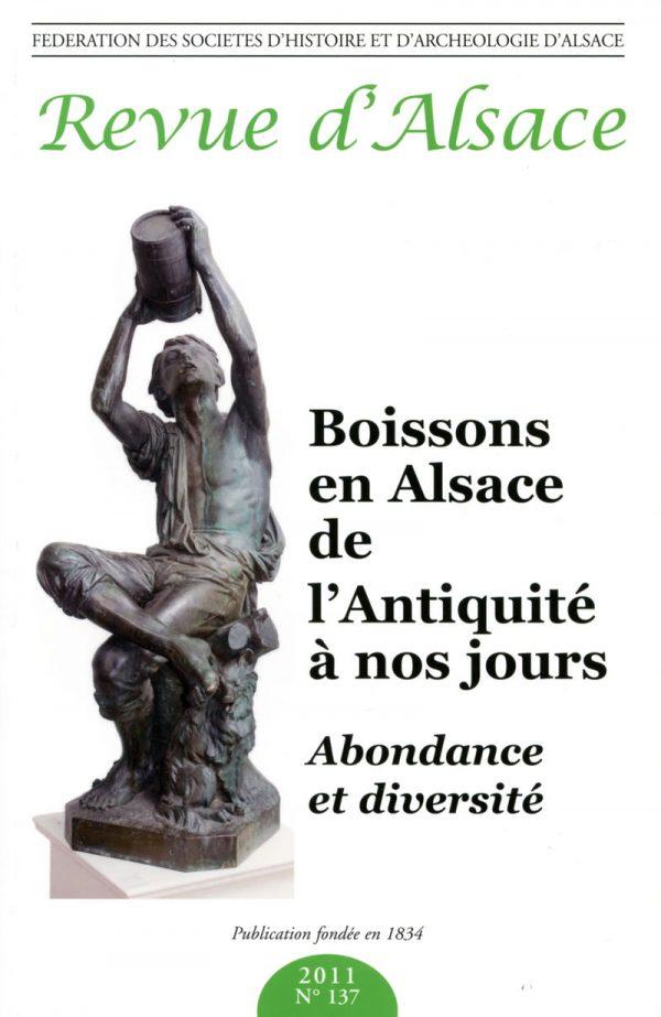 Revue d'Alsace 137