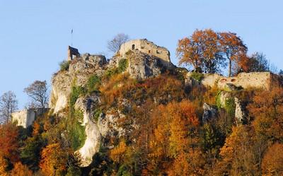 Chateau de Ferrette - Société d'Histoire du Sundgau