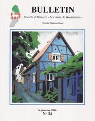 Bulletin histoire Riedisheim